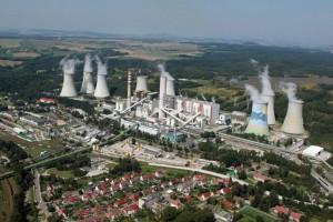 Bogatynia – Braunkohlekraftwerk Turow, Polen / 02.09.11 / 14:30 MEZ